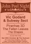 John Peel Night - Brighton