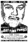 Part Time Punks present John Peel Nite
