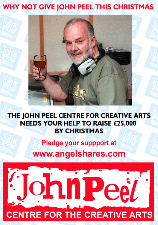 Why not give John Peel this Xmas ?