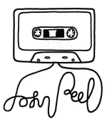John Peel illustration by Ben Rowe