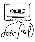 John Peel illustration by Ben Rowe