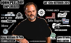 John Peel Day - Unplugged