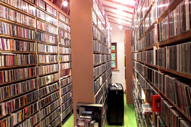 John Peel's Record Collection