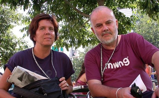Sheila and John - Sonar 2002