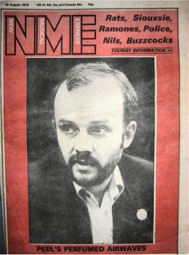 nme - john peel cover 1979