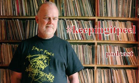 keepingitpeel podcast - Peel On Record Part 2
