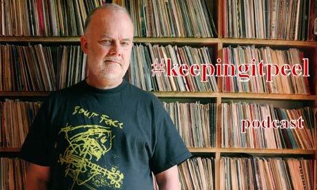 keepingitpeel podcast - Peel On Record Part 2