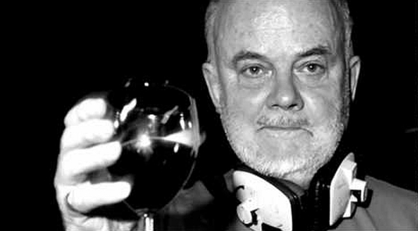John Peel raise a glass