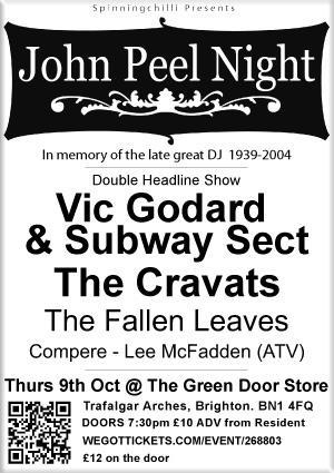 John Peel Night Brighton