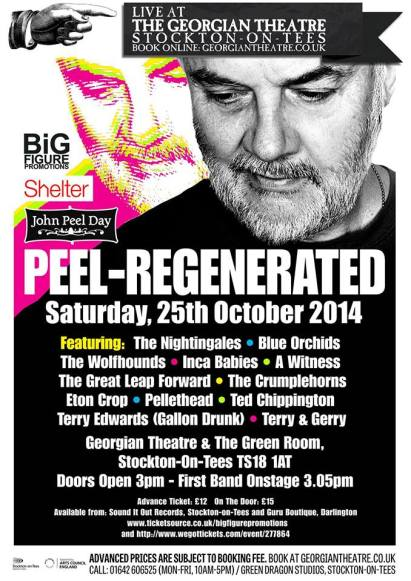 Peel Regenerated - Stockton