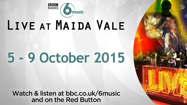 BBC 6 Music Live - 2015