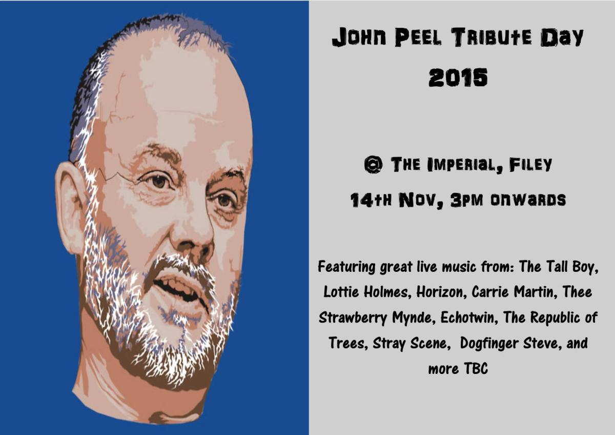 John Peel Tribute Day 2015