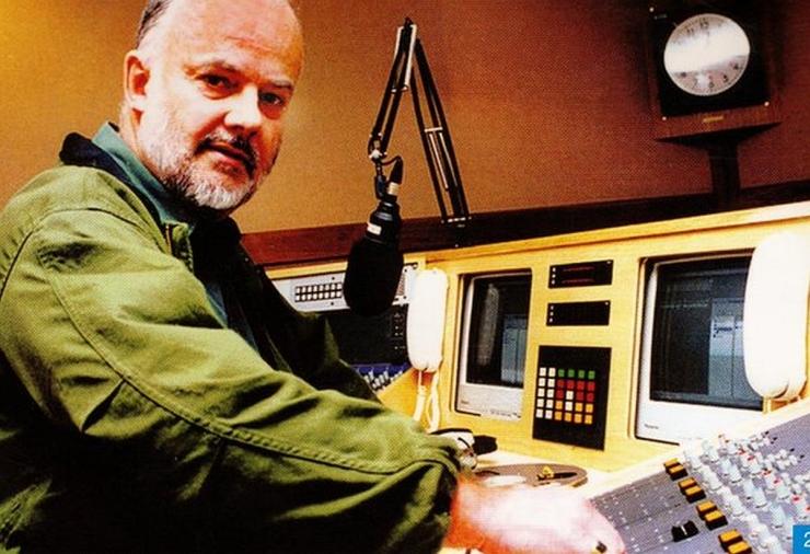 John Peel BFBS