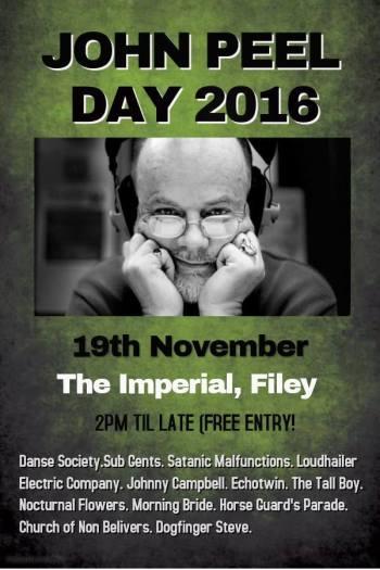 John Peel Day 2016