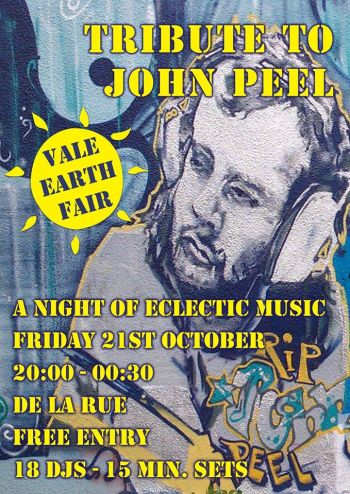 John Peel Tribute Night