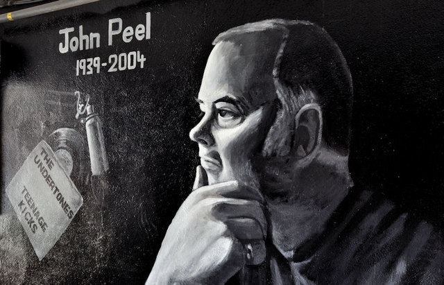 Keeping It Peel Podcast - Irish Peel Sessions