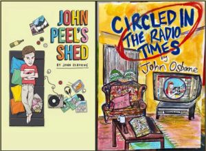 John Peel's Shed and Circled In The Radio Times